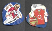 Arsenal Thierry Henry France S3